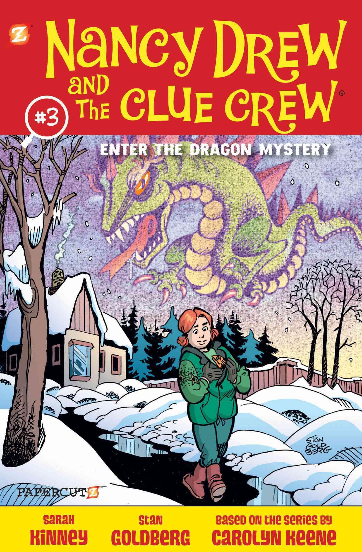 Nancy Drew and the Clue Crew 3 By Kinney, Sarah/ Goldberg, Stan (ILT)